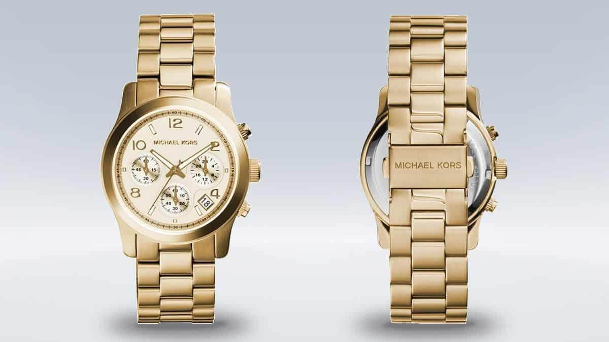 Robustné dámske hodinky Michael Kors MK5055