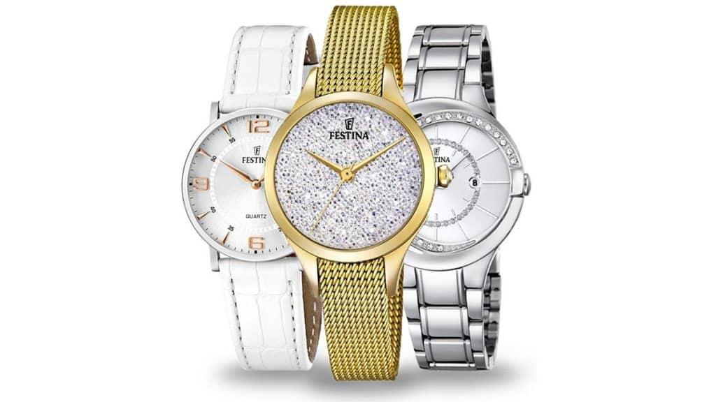 Dámské hodinky Festina jsou elegantní doplněk, který obohatí zápěstí každé dámy