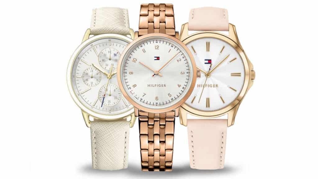Vyberte si vaše vysněné dámské hodinky Tommy Hilfiger