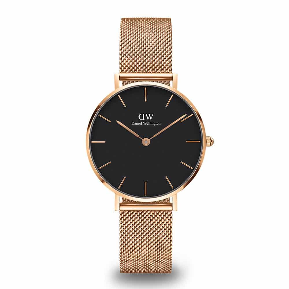 Minimalistické hodinky od Daniel Wellington