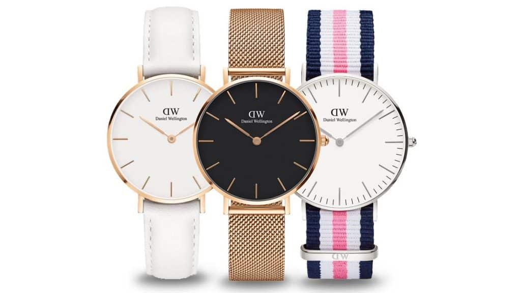 Minimalistické hodinky Daniel Wellington vás okouzlí jednoduchým designem