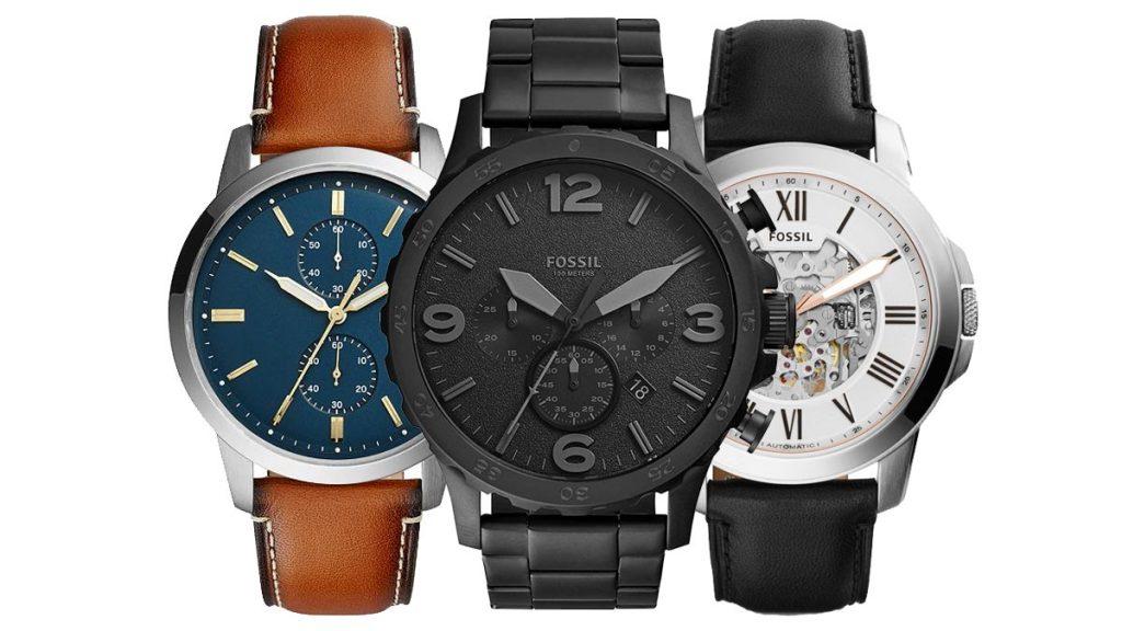 Americké vintage hodinky Fossil jsou skvělou volbou pro každého, kdo hledá originální retro hodinky