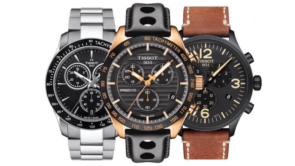 Pánské hodinky Tissot jsou luxusní švýcarské hodinky