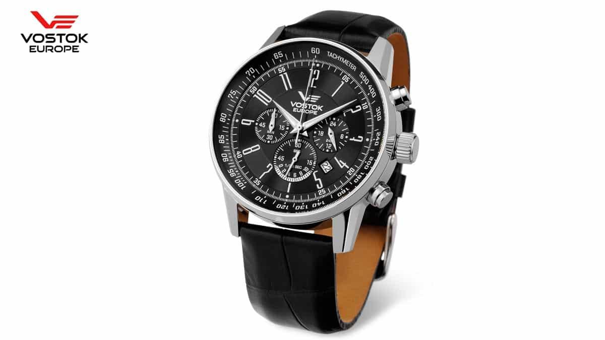 Hodinky Vostok s chronografem