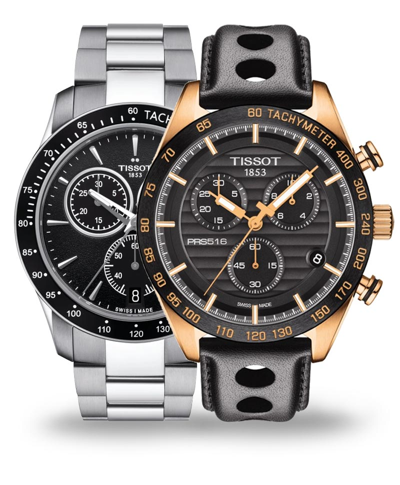 Švýcarská kvalita v podobě hodinek Tissot