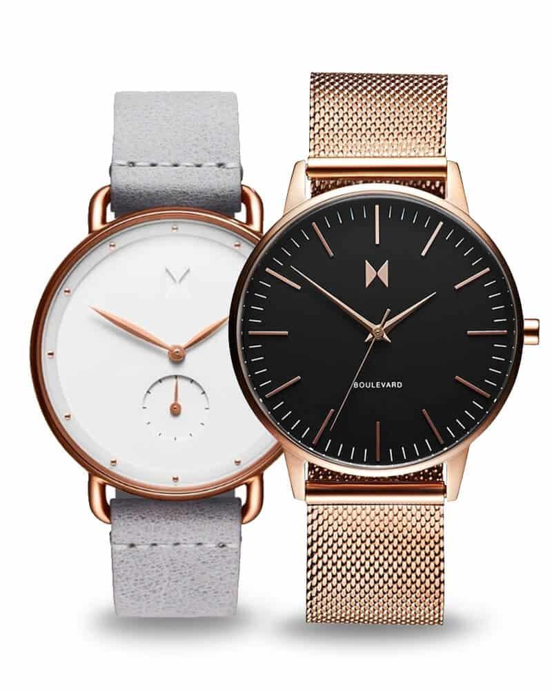 Dámské hodinky MVMT - jednoduché linie a minimalistický vzhled
