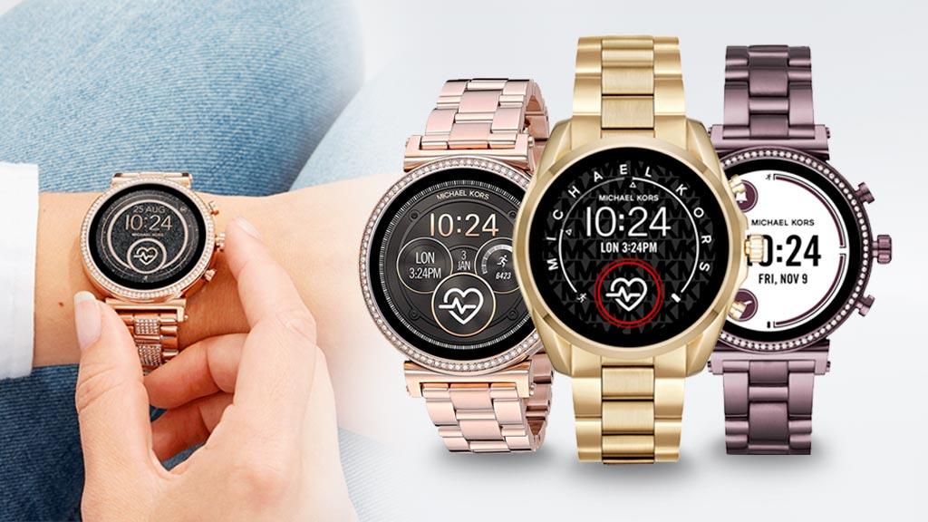 Smart hodinky Michael Kors jsou krásným a navíc užitečným módním doplňkem