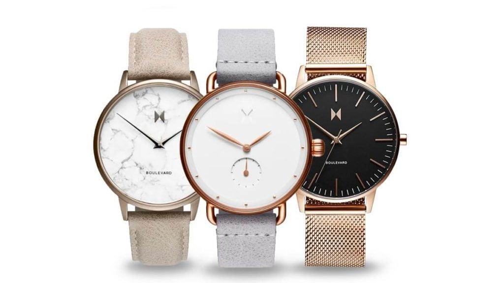 Minimalistické hodinky pro dámy - MVMT