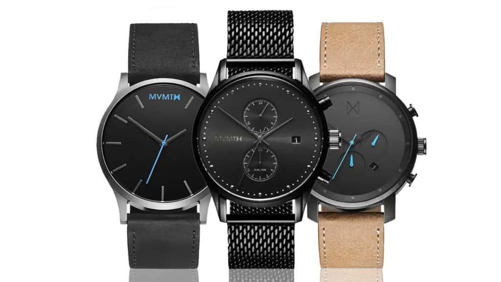 Pánské hodinky MVMT vás oslní svým minimalistickým zpracováním