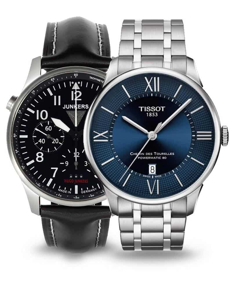 Luxusní značky hodinek