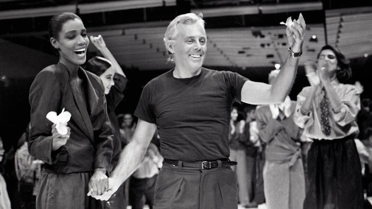 Seznamte se s jedním z nejvíce ikonických módních návrhářů světa - Giorgio Armani