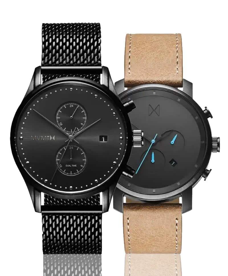 Minimalistické pánské hodinky MVMT