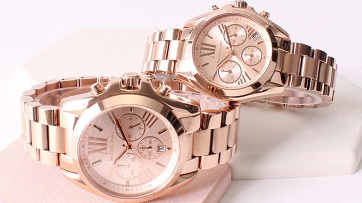 Stylové dámské hodinky pro každou ženu - hodinky v růžové barvě