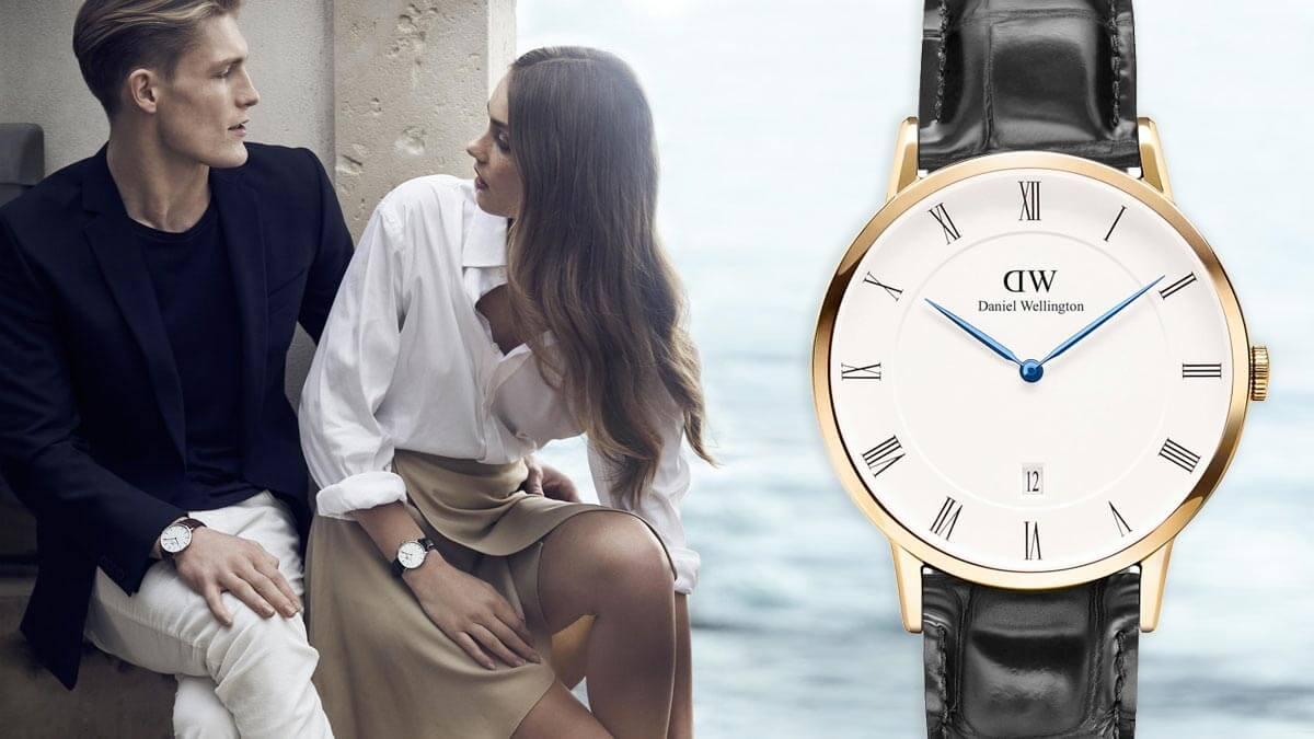 Unisex hodinky Daniel Wellington