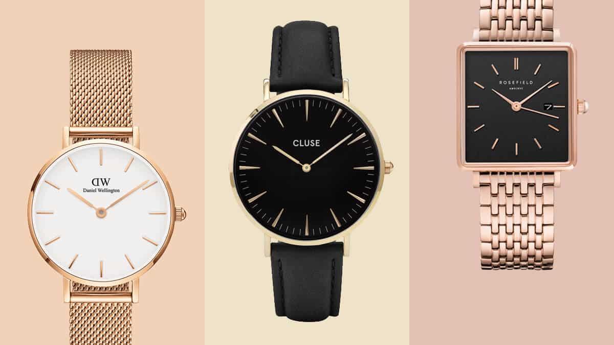 Hledáte levné dámské hodinky?