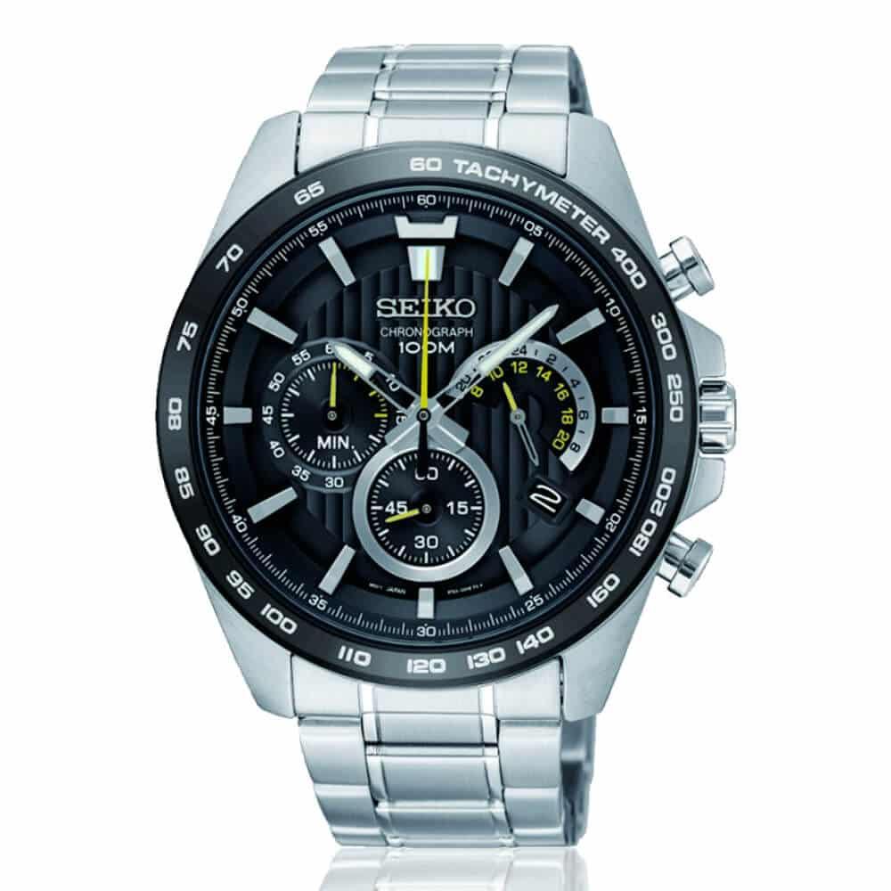 Pánske hodinky Seiko Chronograph