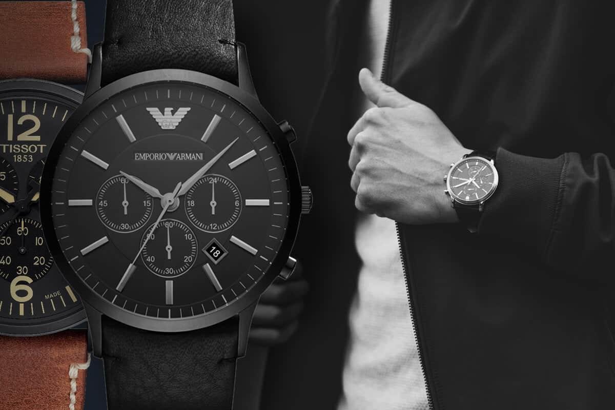 Poradíme vám, jak si vybrat hodinky