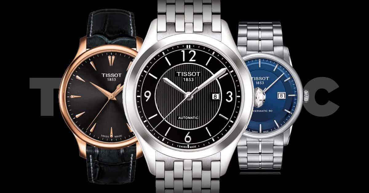 Klasické hodinky pre pánov aj dámy z edície Tissot T-Classic