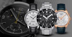 Ikonické švýcarské hodinky Tissot, které si zaslouží vaši pozornost