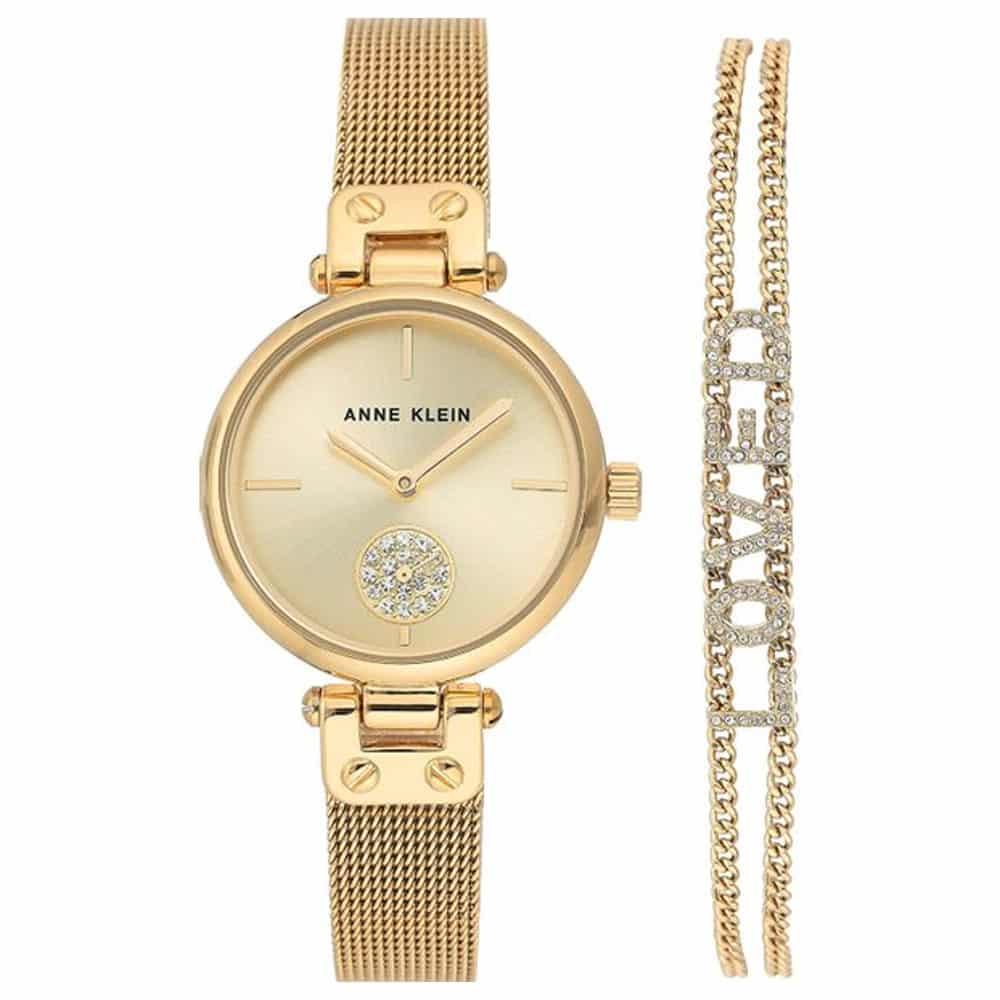 Dámské hodinky Anne Klein AK/3552GBST