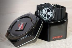 Nastavení času na hodinkách Casio G-Shock