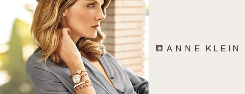 Dámské hodinky Anne Klein jsou zhmotněním odkazu slavné návrhářky