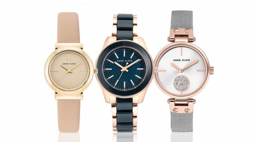 Dámské hodinky Anne Klein jsou známé svým elegantním zpracováním