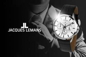 Kvalitní rakouské hodinky Jacques Lemans
