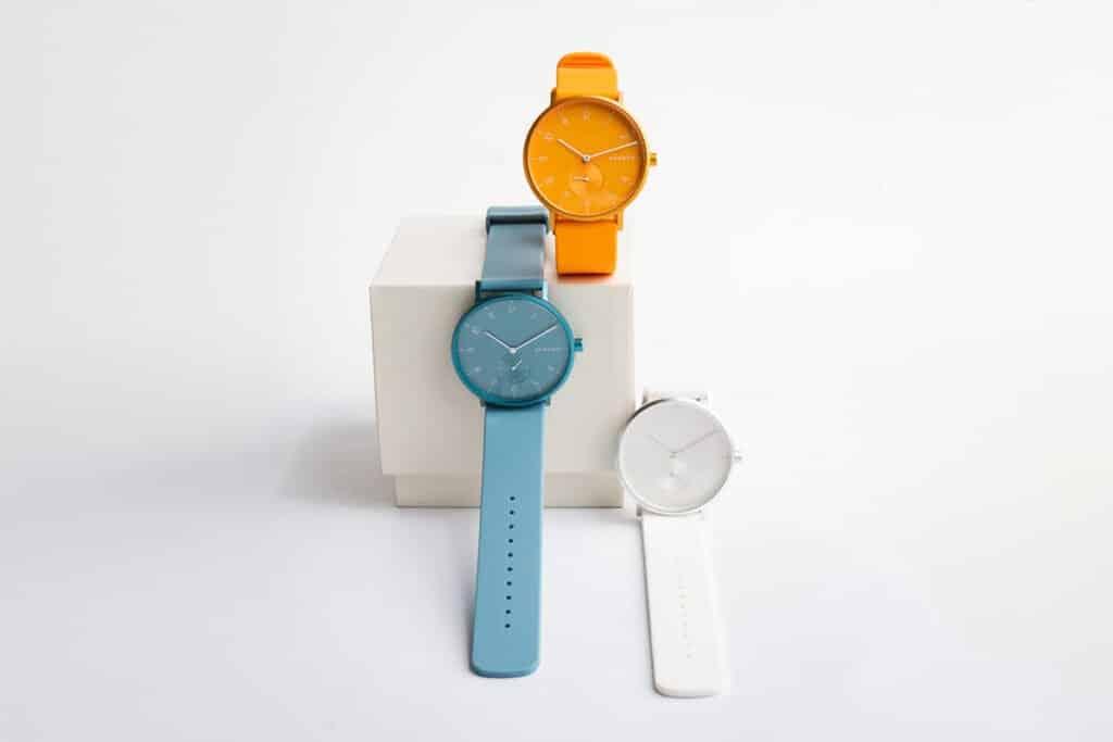 Barevné hodinky Skagen Aaren Kulor
