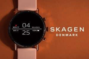 Dámské hodinky Skagen jsou smarthodinky pro každou moderní ženu