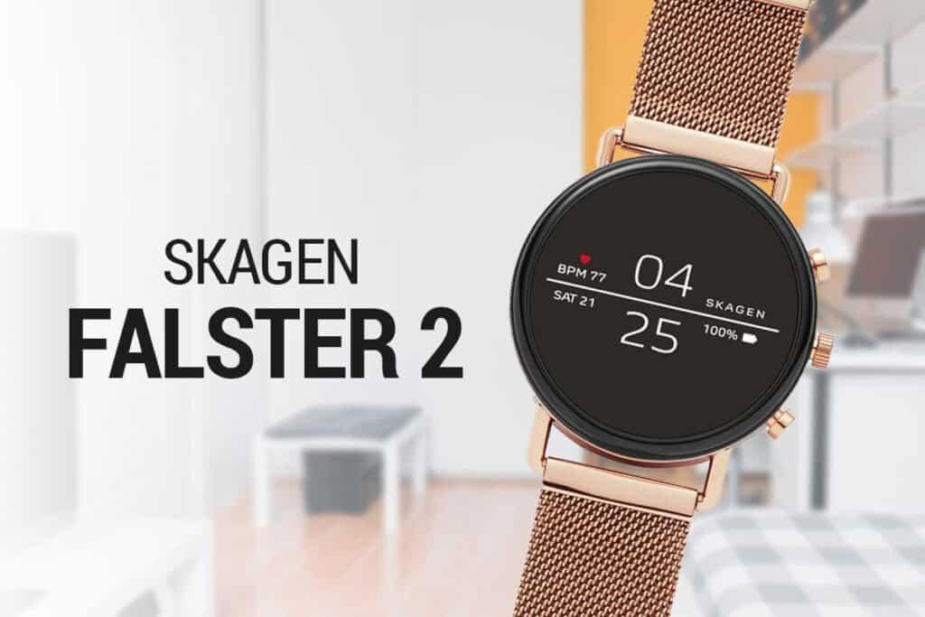 Moderní dámské smarthodinky Skagen Falster