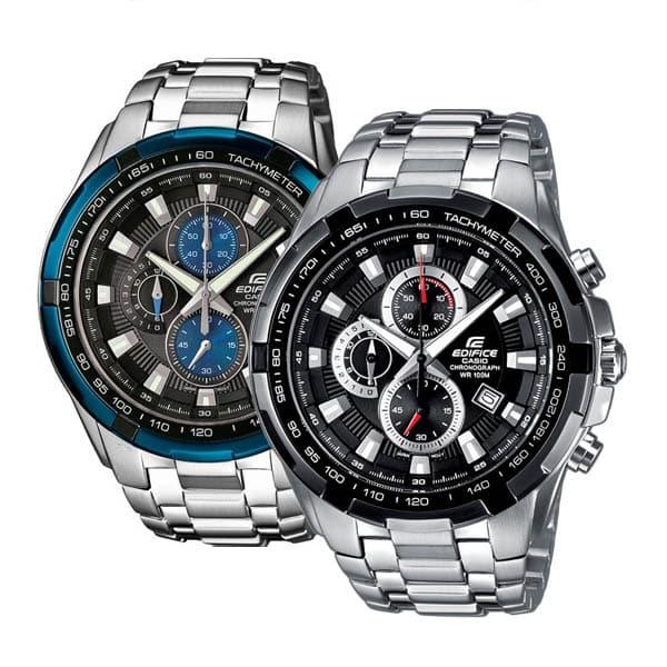 Pánské hodinky Casio Edifice představují nestárnoucí sportovně elegantní klasiku