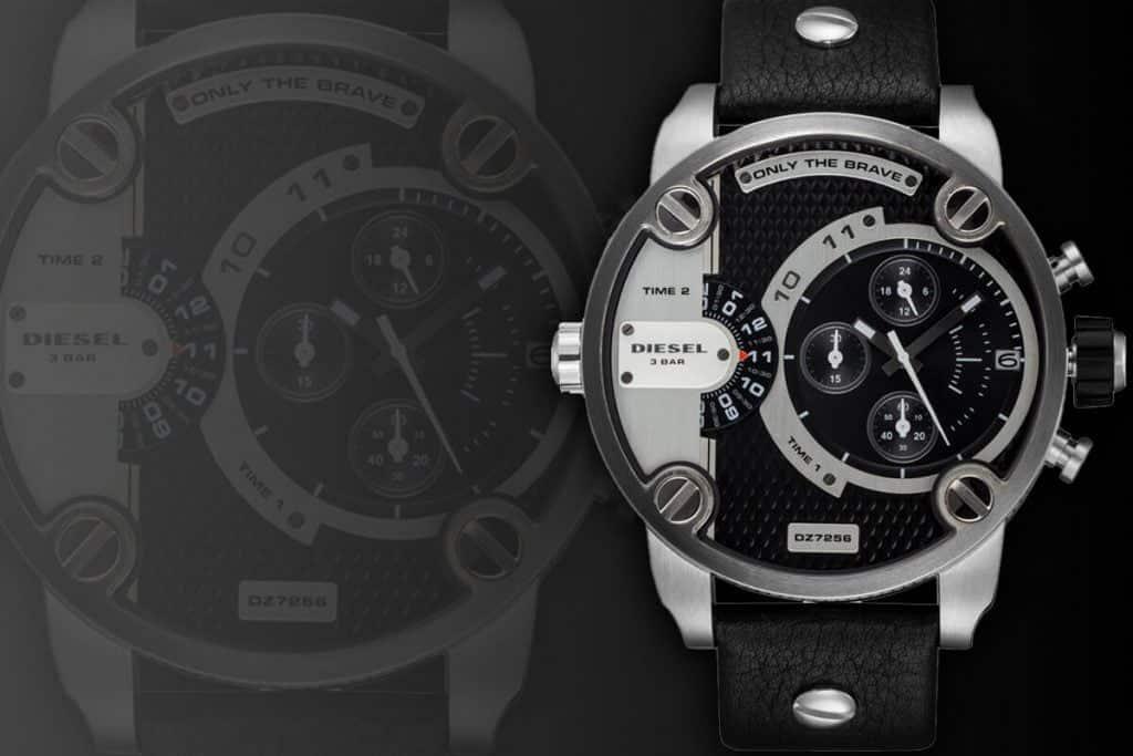 Velké pánské hodinky Diesel