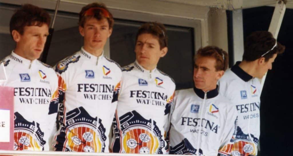 Cyklistický tým Festina