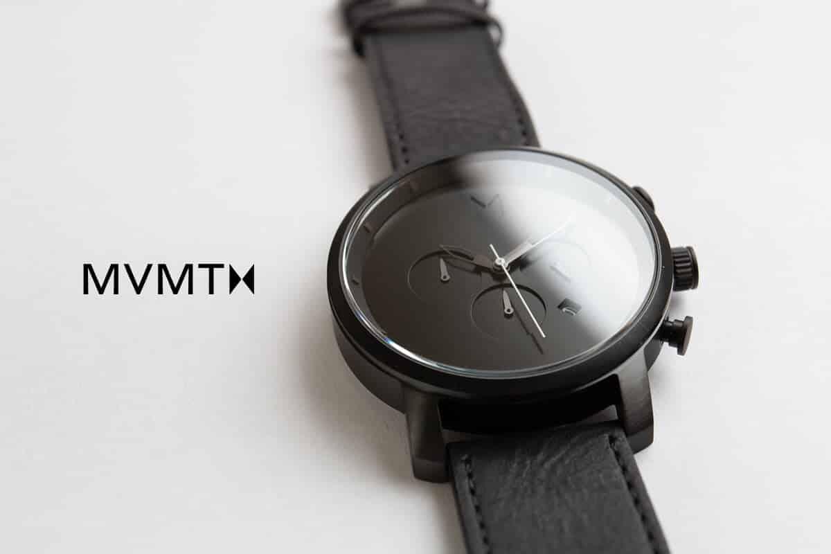 Pánské hodinky MVMT jsou skvělou volbou pro každého mladého muže
