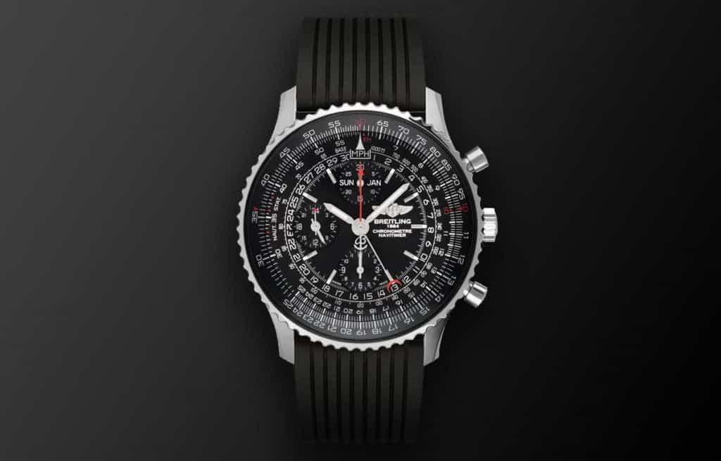 Švýcarské hodinky inspirované letectvem - značka Breitling