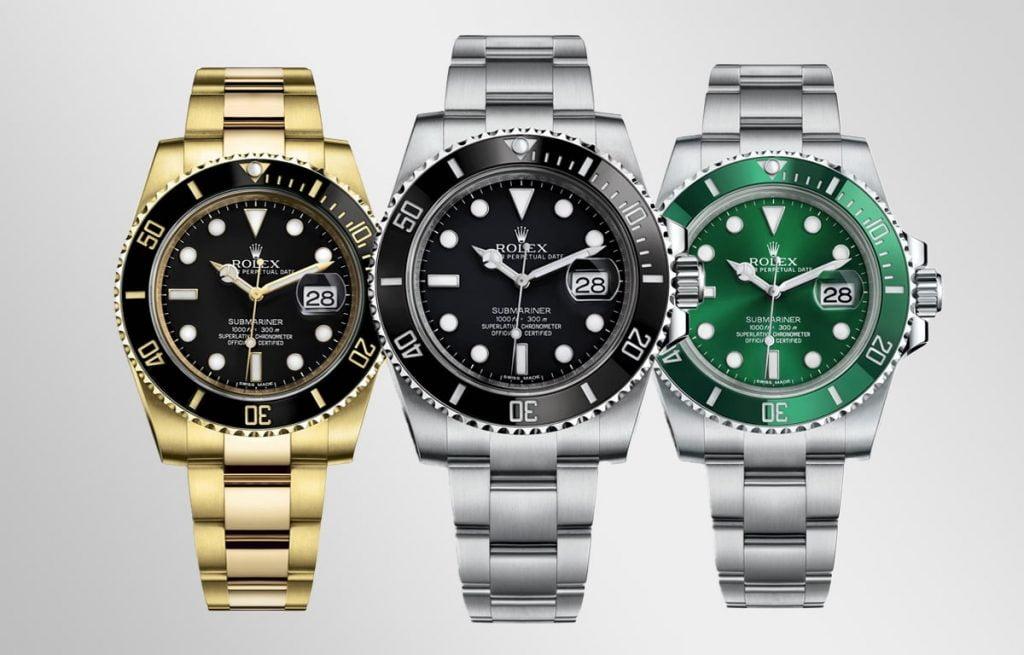 Jedny z nejluxusnějších hodinek na světě - švýcarské hodinky Rolex