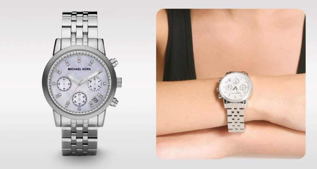 Oblíbené hodinky Michael Kors MK5020