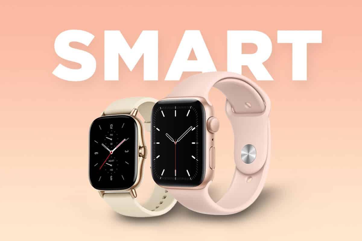 Vybrali jsme 5 stylových dámských smart hodinek