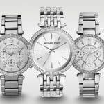 Vybrali jsme nejlepší stříbrné dámské hodinky Michael Kors