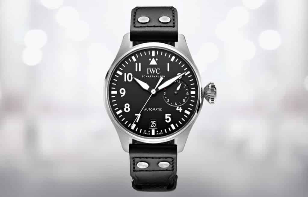 Kvalitní švýcarské hodinky značky IWC - Schaffhausen