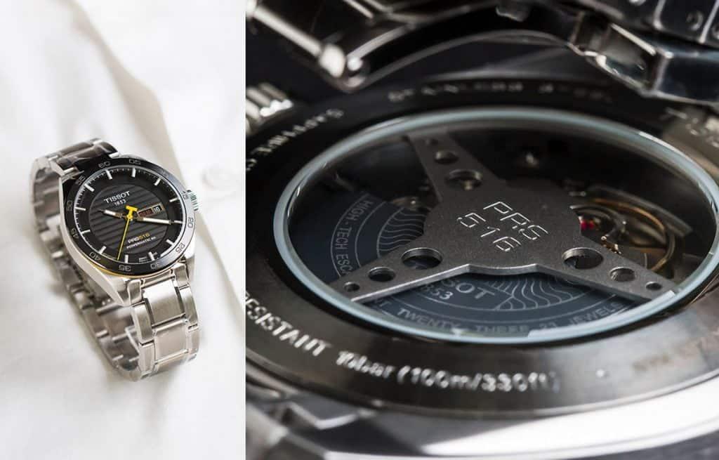 Švýcarské hodinky Tissot jsou celosvětově uznávaným výrobcem náramkových hodinek