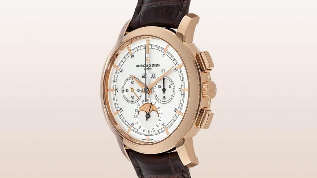 Toto jsou luxusní švýcarské hodinky Vacheron Constantin