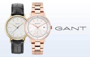 Dámské hodinky Gant si zachovávají svůj jedinečný styl a decentní vzhled