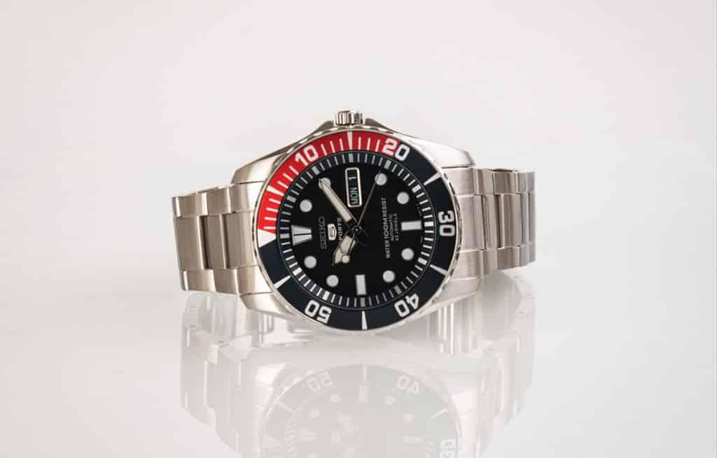 Legendární značka japonských hodinek - Seiko