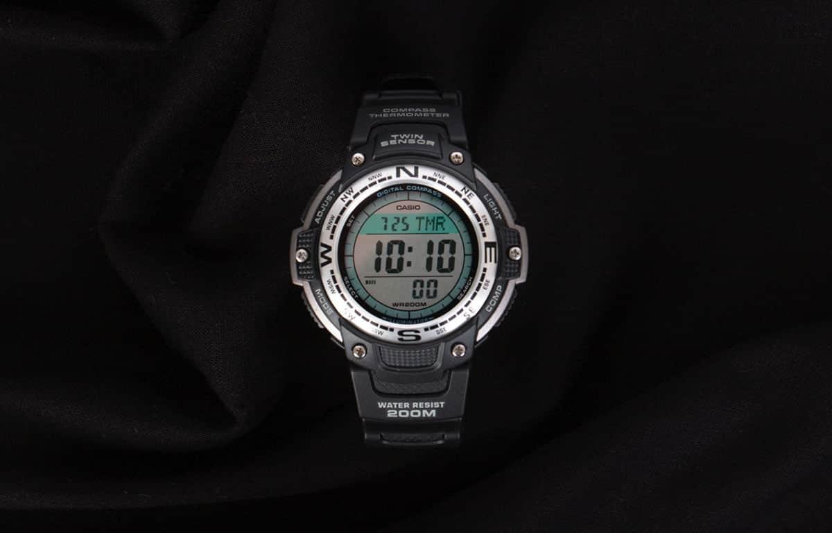 Japonské hodinky? Jednoznačně značka Casio!