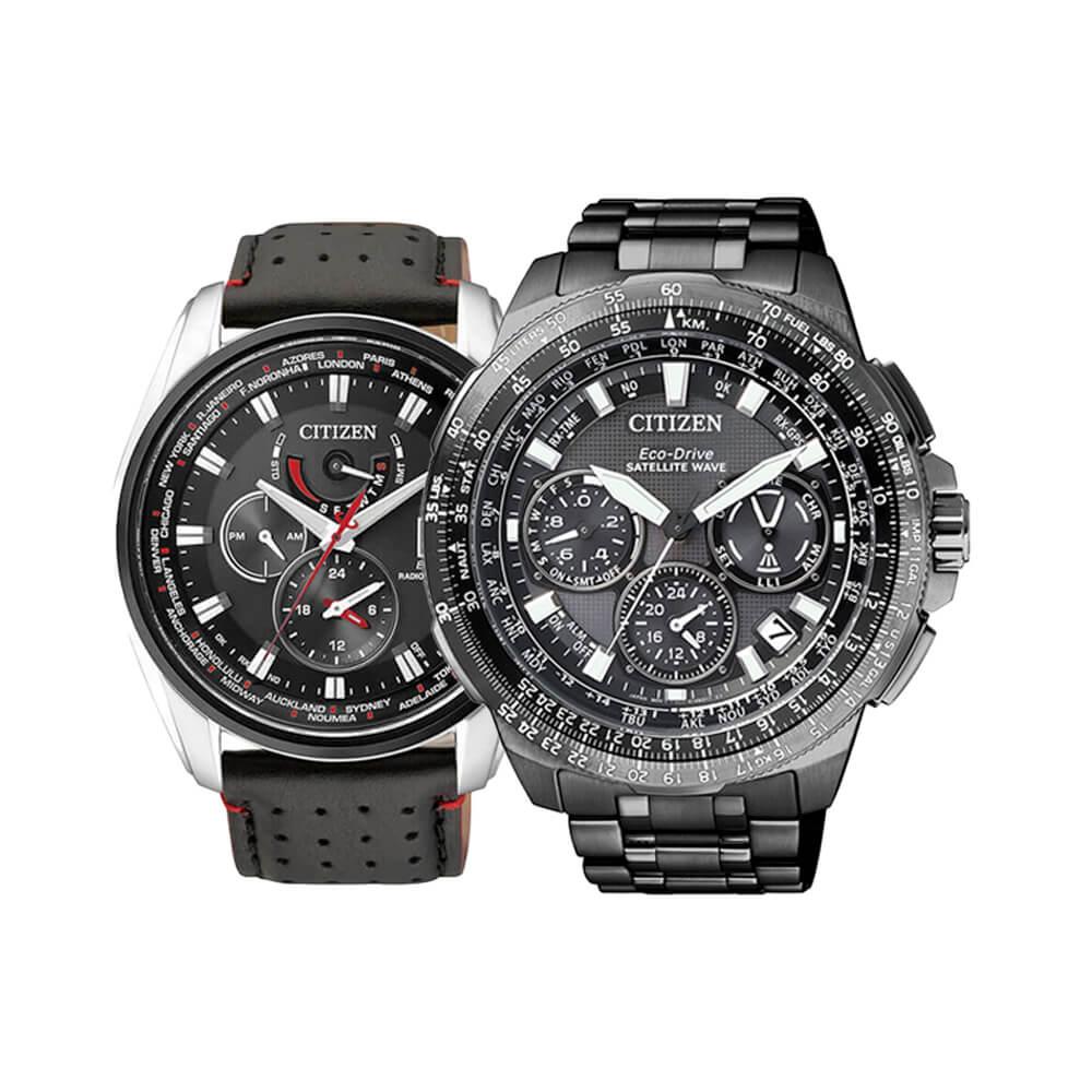 Pánské hodinky Citizen jsou ztělesněním kvality a japonské dovednosti
