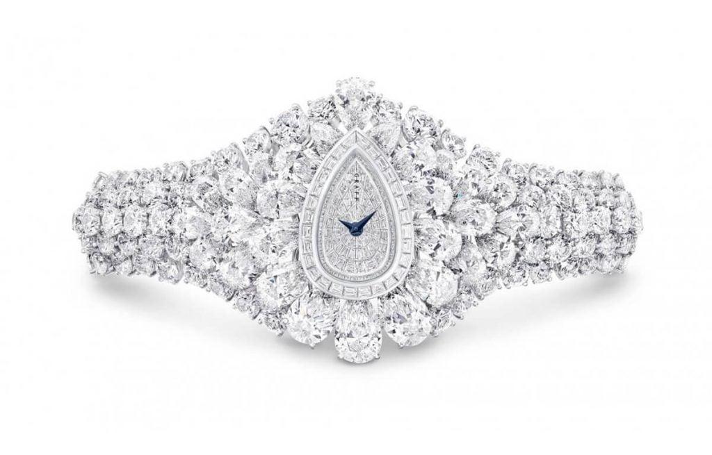 Druhé nejdražší hodinky na světě - Graff Diamonds The Fascination