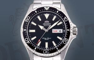 Hodinky Orient Automatic Diver FAA02001B9