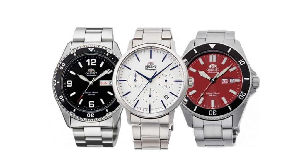 Patříte k fanouškům japonských hodinek? Vaší pozornosti zcela jistě neunikne značka Orient.